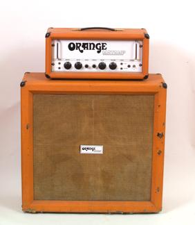 Jimmy Page's Orange Cabinets - Orange Amps Forum